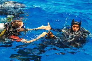 Que hacer en San Andrés - Buceo Para Principiantes