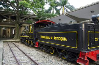 ¿En qué va el proyecto de revivir el ferrocarril de Antioquia?