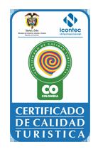 Certificado de calidad turística