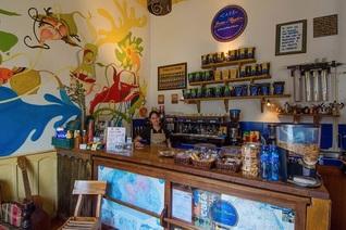 CAFE JESUS MARTIN DE SALENTO