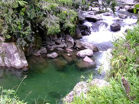 Cascadas del Río Verde