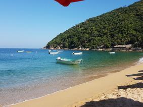 Playa Yelapa - Puerto Vallarta
