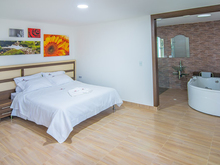 Habitación Suite - Plan Romántico