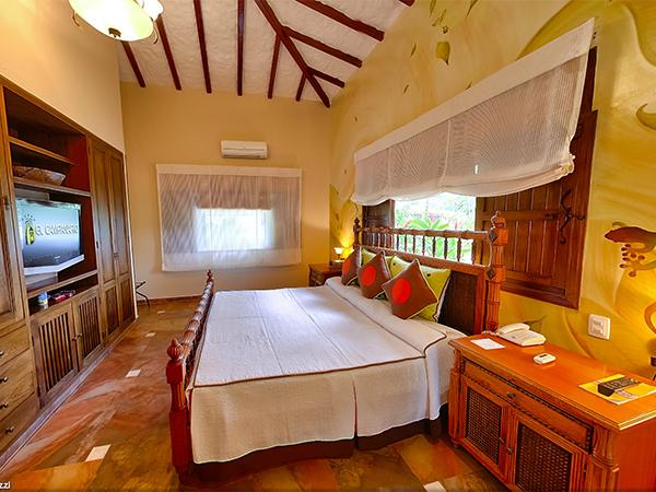 Habitaci 243 N Suite Presidencial En Hotel Campestre El Campanario