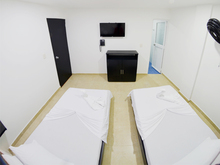 Habitación Doble Twin   Ventilador