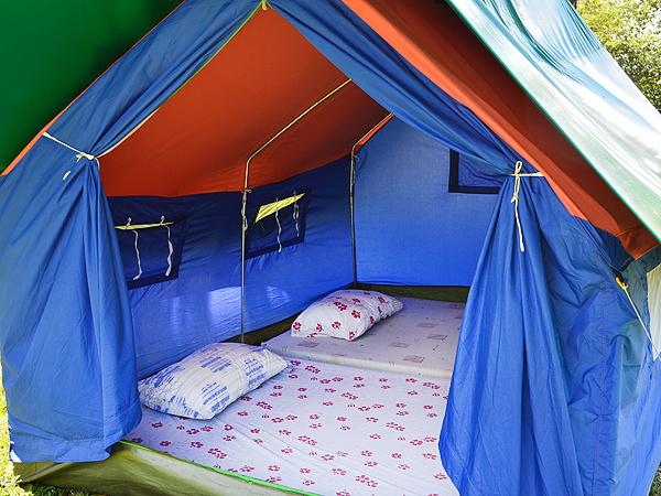 Camping carpa 4 personas jungla en tiuma park hotel y - Precios de carpas ...