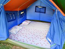 Camping   Carpa 4 Personas