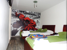 Habitación Triple   Spiderman