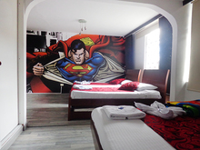 Habitación Quíntuple   Superman