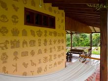 Casa Vacacional   Estilo Colombiano