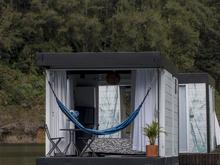 Cabaña Flotante   2 Personas