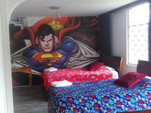 Habitación Quíntuple - Superman