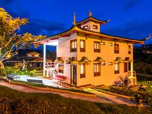 Habitación Triple - Pagoda Oriental