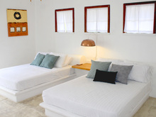 Three Bedroom Villa   10 Guests