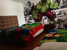 Habitación Triple   Hulk