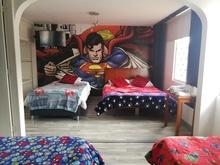 Habitación Quíntuple   Superman