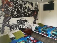 Habitación Triple   Viuda Negra