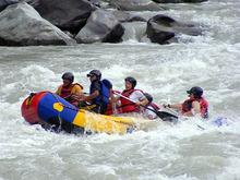 Rafting Río Ariari 7 Kilómetros