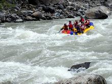 Rafting Río Ariari 10 Kilómetros