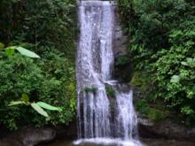Cascada Ostional (Bahia Malaga)