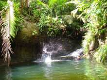 Piscinas Naturales Sardinata (La Barra)