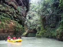 Rafting Cañon Del Río Güejar