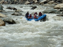 Rafting 20Km - Nivel 3 y 4
