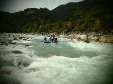 Rafting Rió Ariari