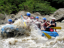 Rafting Nivel  4+ & 5 - 20 Kilómetros