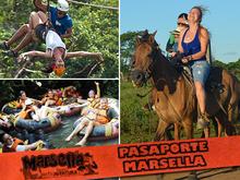 Cabalgata + Canopy + Viaje A Lo Desconocido