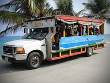 Vuelta a la Isla en Chiva