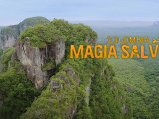 Trailer COLOMBIA Magia Salvaje!!!!!