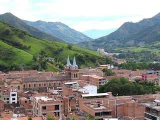 Bienvenidos a Barbosa, Antioquia