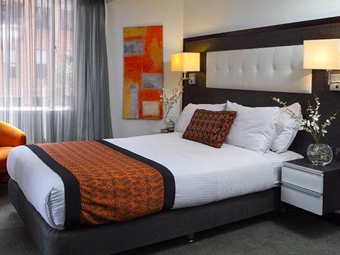 Hotel Exposuites en Bogotá