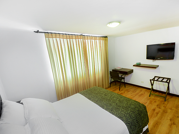 Europa hotel boutique in manizales for Boutique hotel characteristics