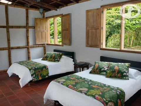 Hotel Tinamú
