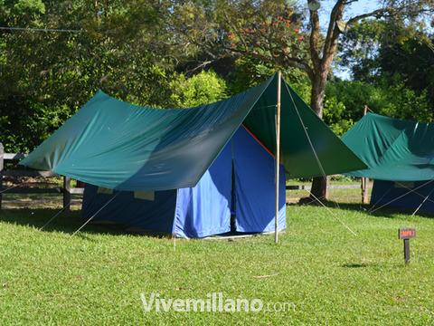 Camping en Tiuma Park
