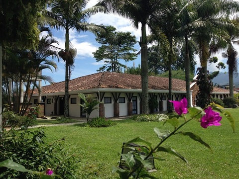 Hostal Hacienda Bombay