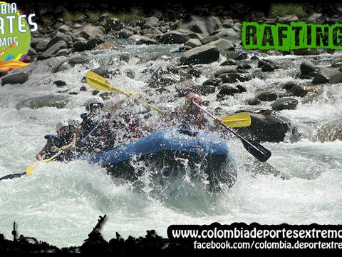 Colombia Deportes Extremos