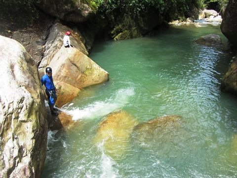 Canyoning River Adventure
