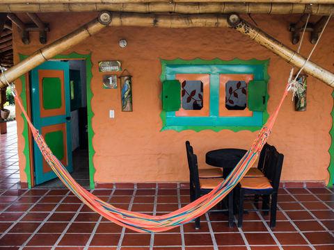 Hotel Parque Los Arrieros