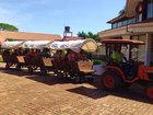 Paseo en Dilitren en La Potra