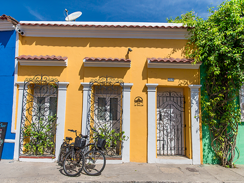 Casa La Sierpe