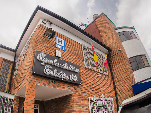 Hotel Estadio 63 A