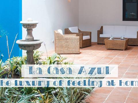La Casa Azul Hotel Butique