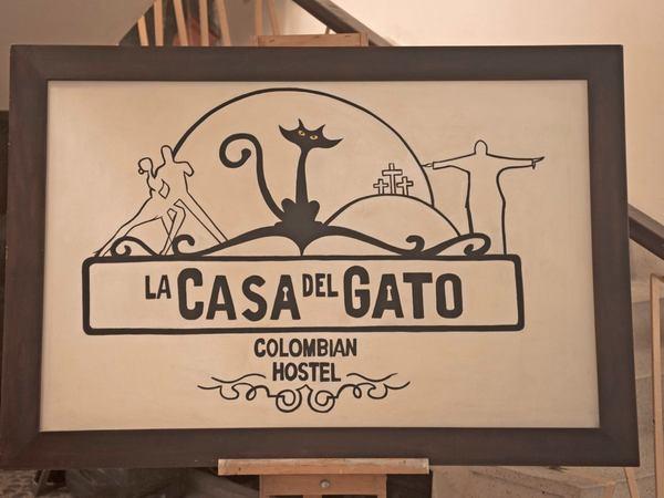 Hostal Casa del Gato Cali