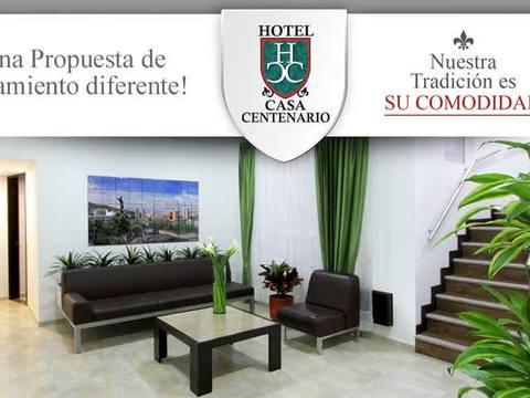 Hotel Casa Centenario