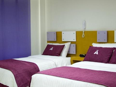 Hotel San Antonio Plaza