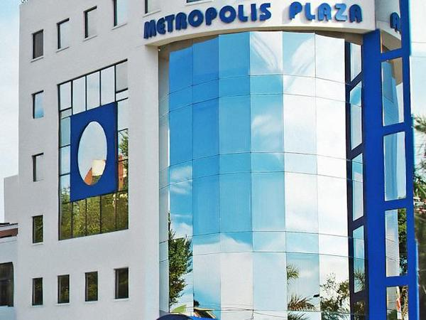 Hotel Metropolis Plaza
