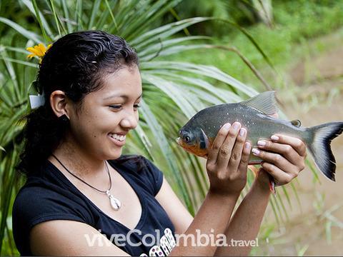Pesca en La Cosmopolitana